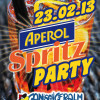 23.02.2013-Aperol Spritz Party @ Ganischgeralm